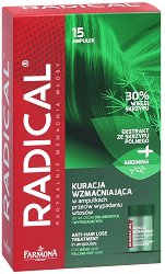 Farmona Radical Anti-Hair Loss Treatment - четка