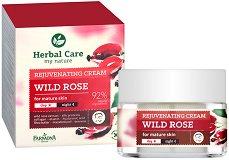 Farmona Herbal Care Rejuvenating Cream - Wild Rose - продукт
