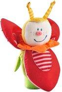 Пчеличката Трикси - Мека бебешка дрънкалка - играчка