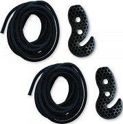 Система за окачване на хамак - Комплект въжета и куки