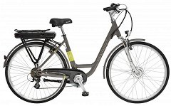 """Peugeot - eC03-200 - Градски електрически велосипед 28"""" -"""