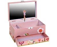 Музикална кутия за бижута - Фея Нинон - играчка