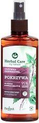 """Farmona Herbal Care Nettle Conditioner - Подхранващ спрей тоник с коприва за мазна коса от серията """"Herbal Care"""" -"""