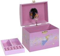 Музикална кутия за бижута - Принцеса - детски аксесоар