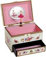 Музикална кутия - Цветя - детски аксесоар