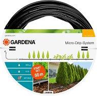 """Стартов комплект за капково напояване на редици растения - L - От серията """"Micro-Drip-System"""""""