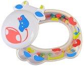 Дрънкалка - Кравичка - За бебета над 3 месеца -
