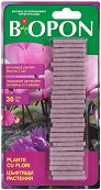 Тор на пръчици за цъфтящи растения