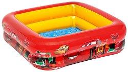 Надуваем бебешки басейн - Колите -