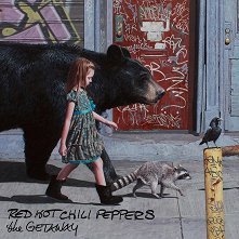 Red Hot Chili Peppers - The Getaway -
