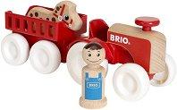 Трактор - Детска играчка с аксесоари -