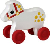 Конче - Детска играчка за бутане -