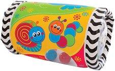 Музикален цилиндър - Tumble Jungle Musical Roller - играчка