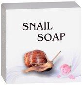 Snail Soap - Тоалетен сапун с екстракт от охлюв - крем