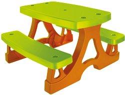 Детска маса за пикник - играчка
