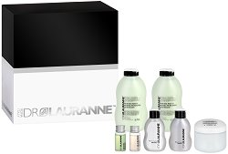 """Dr. Lauranne Helixir Global System - Комплект за професионална пилинг терапия против акне и бръчки от серията """"Helixir"""" - продукт"""