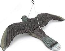Водоустойчиво плашило - ястреб - Против птици и гризачи