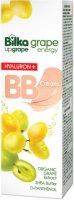"""Bilka Grape Energy Hyaluron+ BB Cream - Хидратиращ BB крем за лице от серията """"Grape Energy"""" - паста за зъби"""