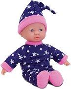 Бебе Лаура с пижама - Детска кукла - играчка