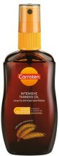 Carroten Tan Express Tanning Oil - Олио за бързо придобиване на тен - продукт