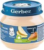 """Nestle Gerber - Пюре от круши Уилямс - Бурканче от 80 g от серията """"Моето първо"""" - продукт"""