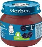"""Nestle Gerber - Пюре от сливи - Бурканче от 80 g от серията """"Моето първо"""" - пюре"""