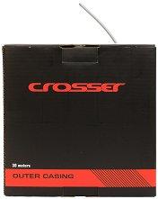 Броня за жило за спирачки - Crosser 2P-09AYM - Комплект от 30 броя