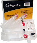 Jagwire Pro mineral bleed kit