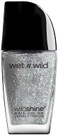 Wet'n'Wild Wild Shine Nail Color - Глитерен лак за нокти - крем