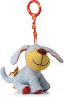 Кученцето Ипо - Мека играчка за детска количка и легло -