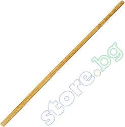 Дървена дръжка за гребло - ∅ 2.8 cm