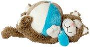Котенце с топка - Плюшена играчка -