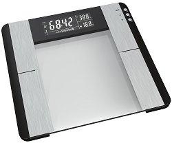 Мултифункционален електронен кантар - Emos EV 104 - С опция за измерване на BMI индекс -