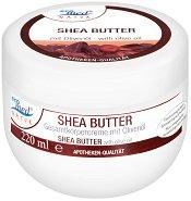 Eco Med Natur Shea Butter - Крем за лице и тяло с ший и маслиново масло - крем