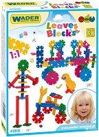 Детски конструктор - Leaves Blocks -
