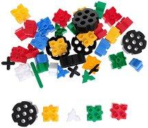 Детски конструктор - 170 части -