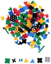 Детски конструктор - 400 части - играчка
