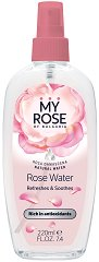 My Rose Refreshing Rose Water - Розова вода за лице и тяло - душ гел
