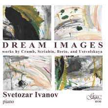 Svetozar Ivanov - piano - Dream Images - албум