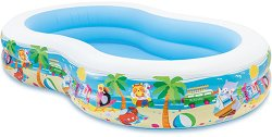 Надуваем детски басейн - Моят рай - продукт