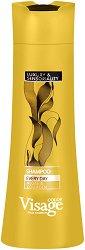 Visage Hair Fashion Every Day Algae & Collagen Shampoo - Шампоан за честа употреба с морски водорасли и колаген - балсам