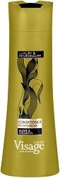 Visage Hair Fashion Conditioner Algae & Collagen - Балсам за коса за ежедневна употреба с морски водорасли и колаген - крем