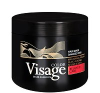 Visage Hair Fashion Damaged Hair Mask - Маска за изтощена коса със серамиди и 6 натурални масла - крем