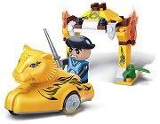 """Жълтият боец - Детски конструктор от серията """"Tang Dynastie"""" -"""