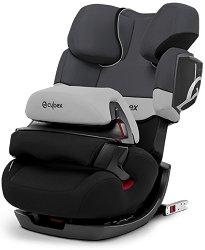Детско столче за кола - Pallas 2-Fix: Grey Rabbit 2015 - столче за кола