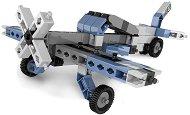 """Самолети и хеликоптери - 12 в 1 - Детски конструктор от серията """"Inventor"""" -"""