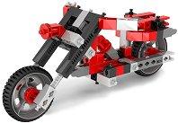 """Мотори - 12 в 1 - Детски конструктор от серията """"Inventor"""" -"""