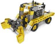 """Строителни машини - 12 в 1 - Детски конструктор от серията """"Inventor"""" - играчка"""