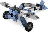 """Самолети и хеликоптери - 4 в 1 - Детски конструктор от серията """"Inventor"""" -"""