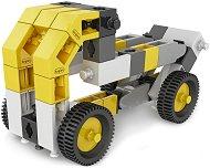 """Строителни машини - 4 в 1 - Детски конструктор от серията """"Inventor"""" - играчка"""